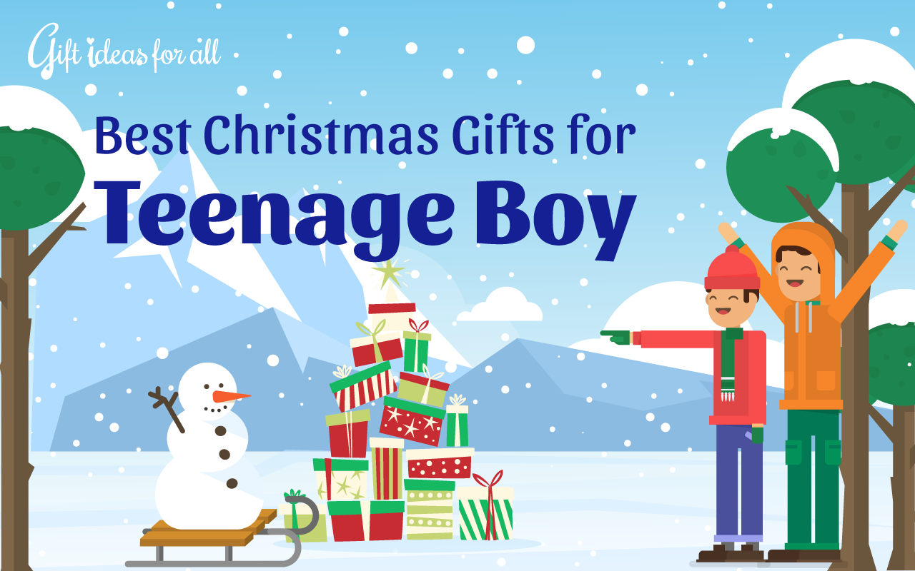 15 Cool Christmas Gifts Your Teenage Boy Secretly Wants - Gift Ideas ...