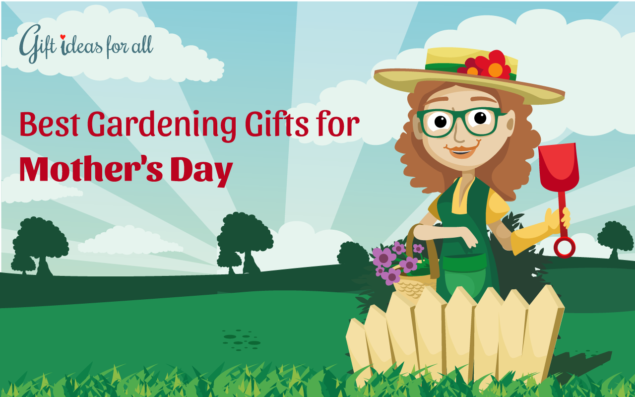 10+ Mother\'s Day Gift Ideas Your Gardener Mom Will Appreciate - Gift ...