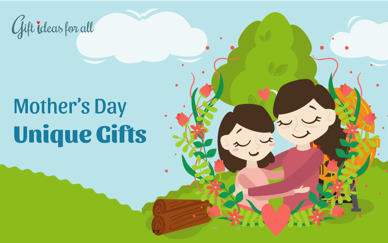 20 unconventional mothers day gift ideas to put a smile on her mothers day unique gift ideas negle Images