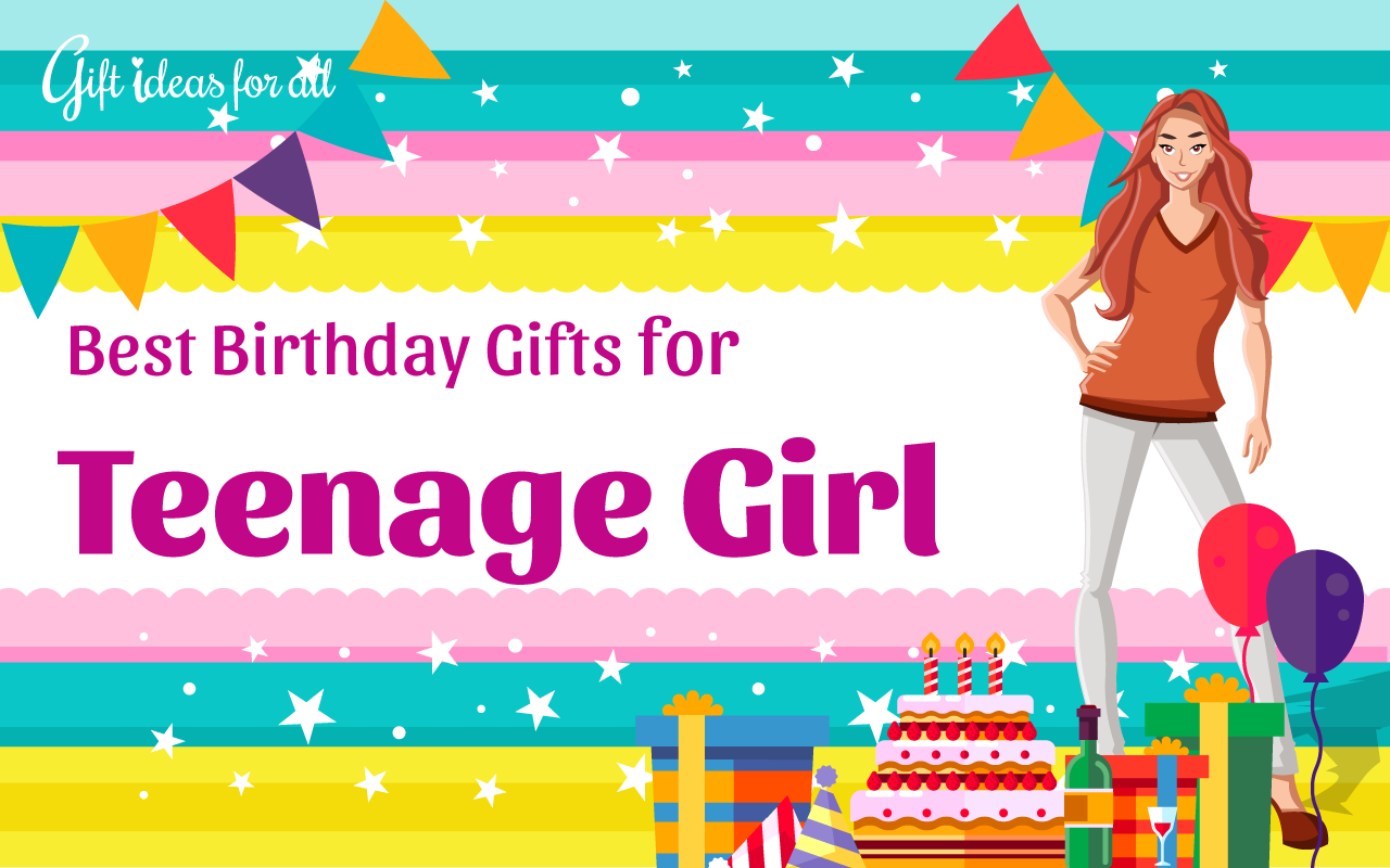 11 Fun And Affordable Birthday Gift Ideas For The Teenage Girl