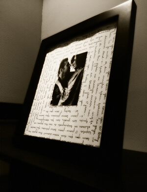 Looking For A Simple But Unique Birthday Gift Idea Your Boyfriend Why Dont You Try This DIY Picture Frame Will Need Basic Photo