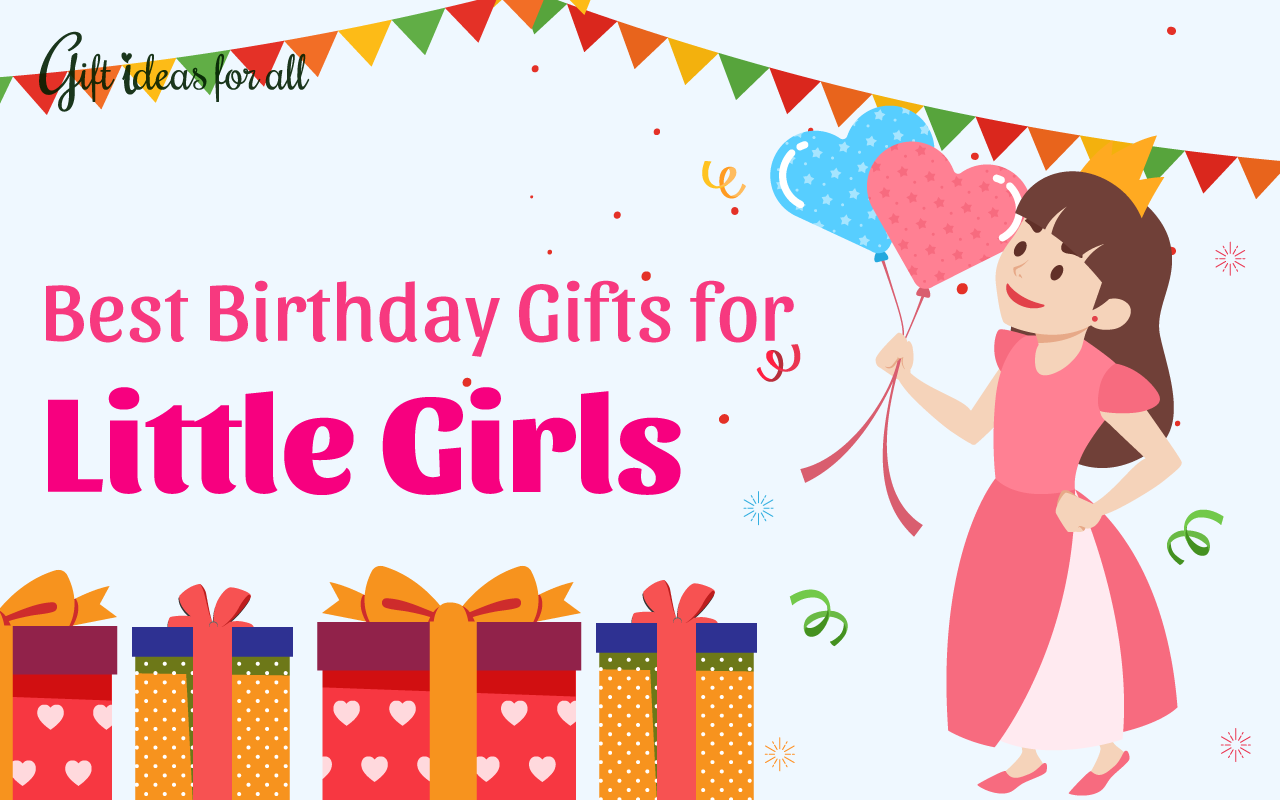30 Charming Birthday Gift Ideas For The Little Princess