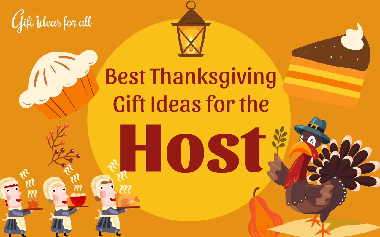 33 thanksgiving gift ideas to say thanks to the hostess - gift ideas